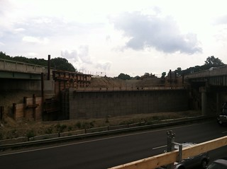 Route 2/I-95: East Abutment Completed to Beam Seat | by MassDOT