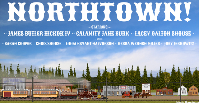 Northtown Banner ©Jack Boardman