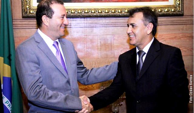 Suplente de deputado, do PSD, toma posse na Assembleia do Pará, Gesmar Costa, ddo PSD