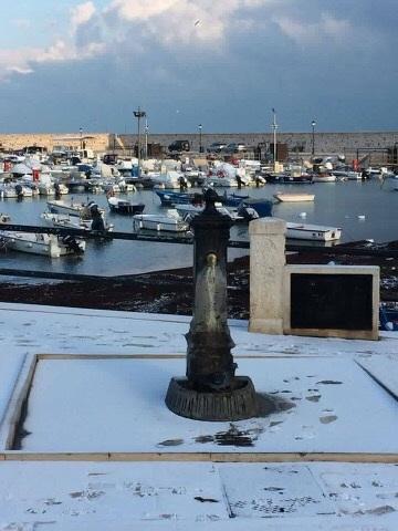 Torre a Mare. Nevicata intero