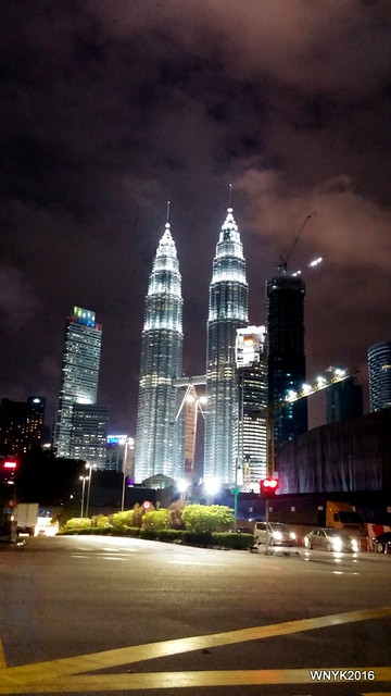 KLCC After the Rains