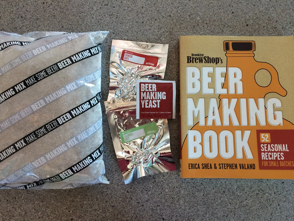 homebrew supplies
