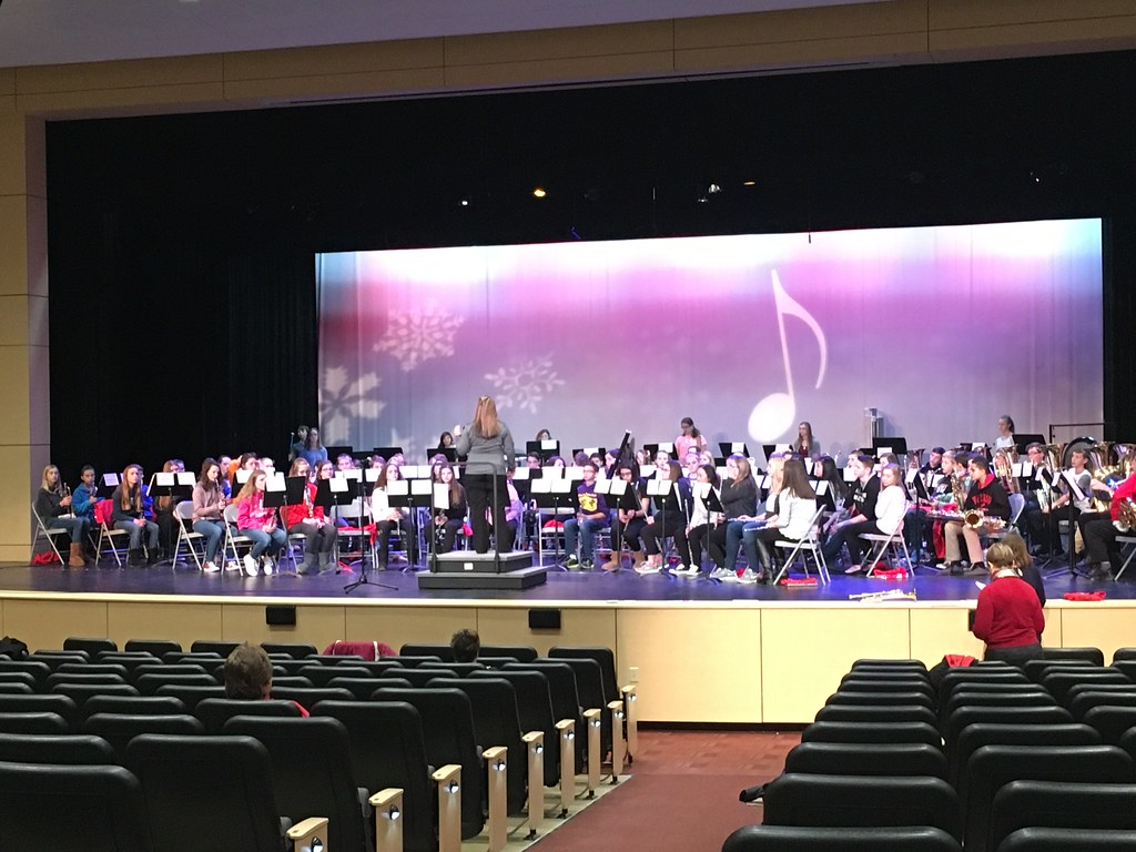WYBDA Youth Honors Band
