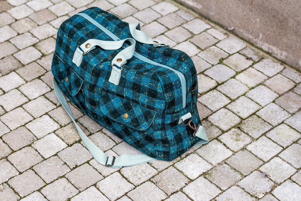 Aurora big Boston bag