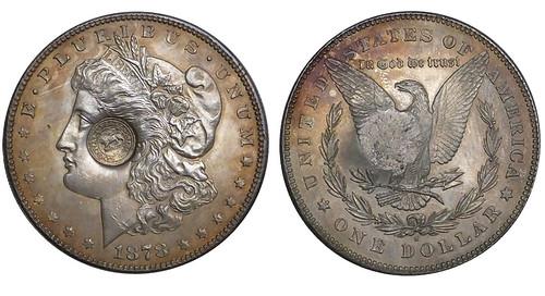 1207 Lot in 2015-06 Numismatic Auctions sale