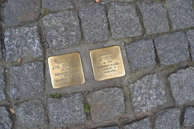 Día 1. Berlin, Mitte & Prenzlauer Berg. para URBANARIMAÑA por zeroanodino