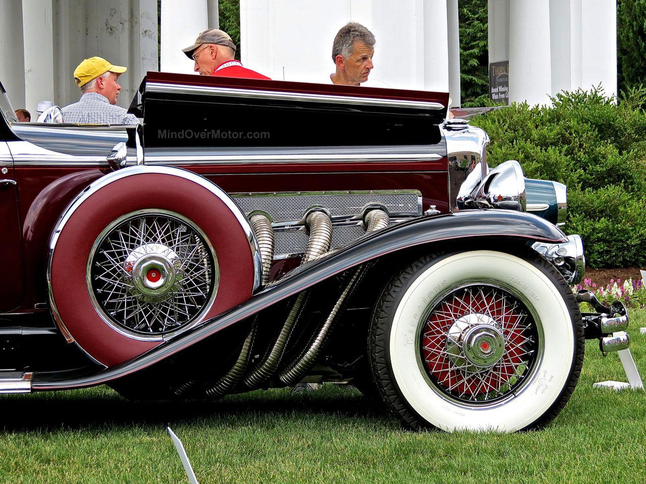 Hershey Elegance Duesenberg Model SJ