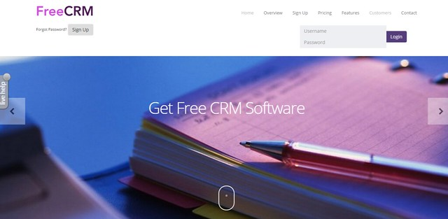 Get Free CRM