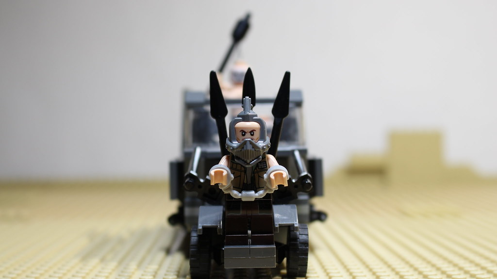 lego mad max fury road nux car lego mad max fury road the flickr. Black Bedroom Furniture Sets. Home Design Ideas
