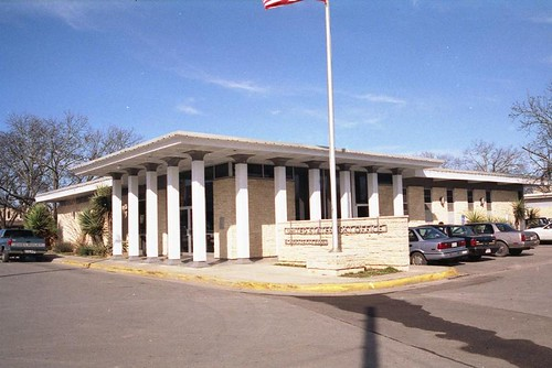 Hondo, TX post office | by PMCC Post Office Photos