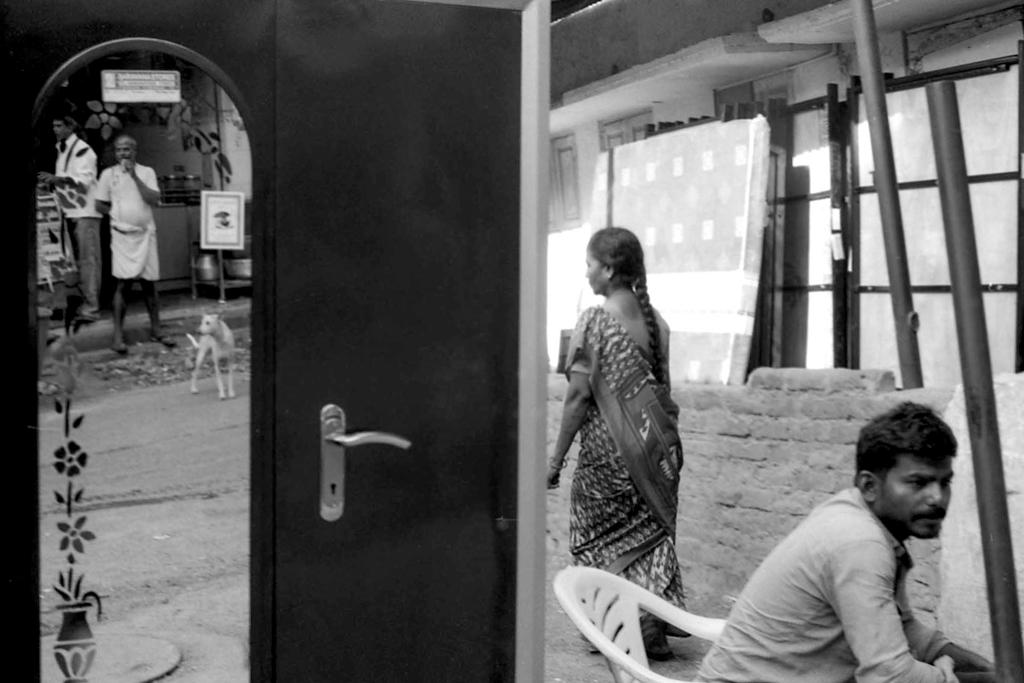 @ T.Nagar, Chennai, 2015