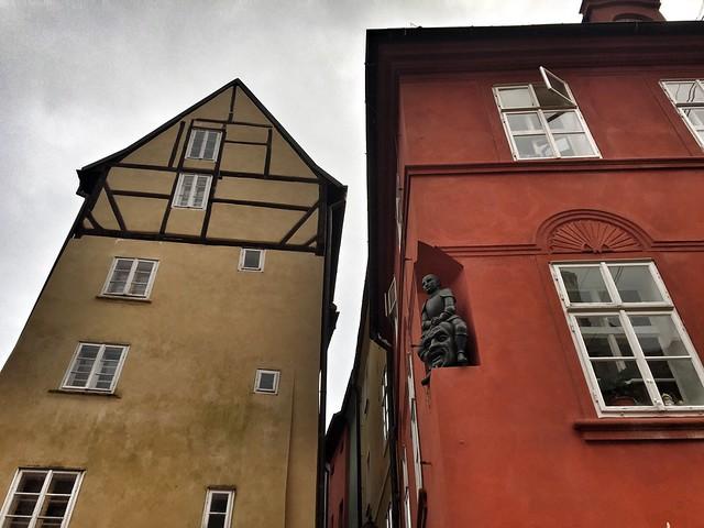 Casas medievales de Cheb (República Checa)