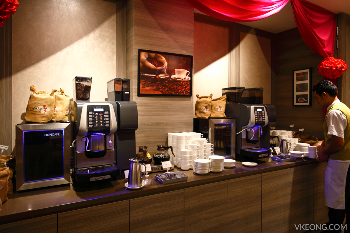 Grand Mecure Roxy Feast @ East Coffee