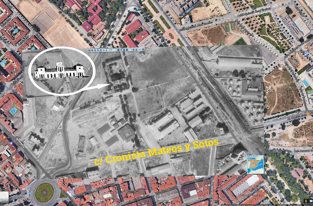 ubicación de la granja escuela