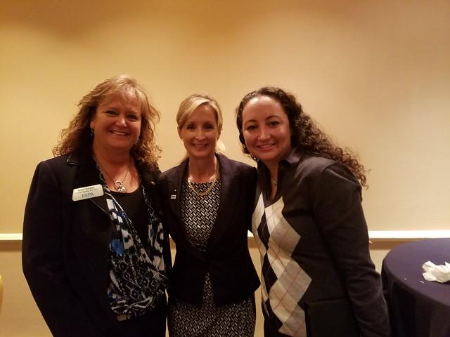 Kitty Jordan, Deborah Curry, Leslie Welsh - Jacksonville Infusion