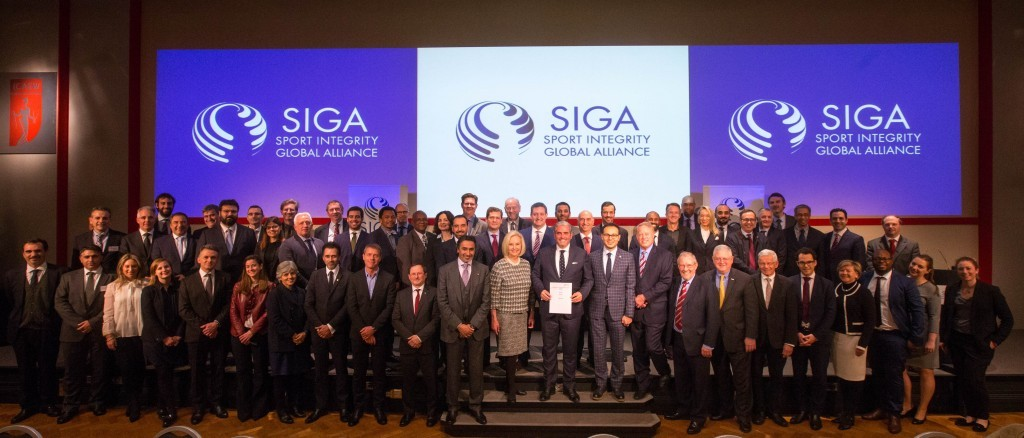 SIGA officially incorporated at General Assembly