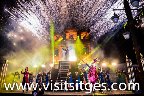 CARNAVAL SITGES 2017 Photo Callery