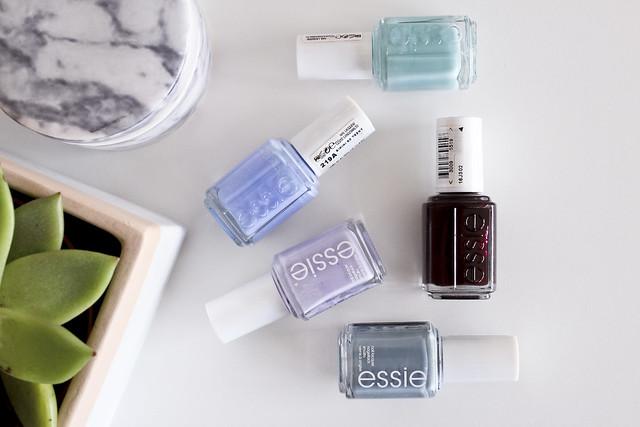 favourite essie polishes