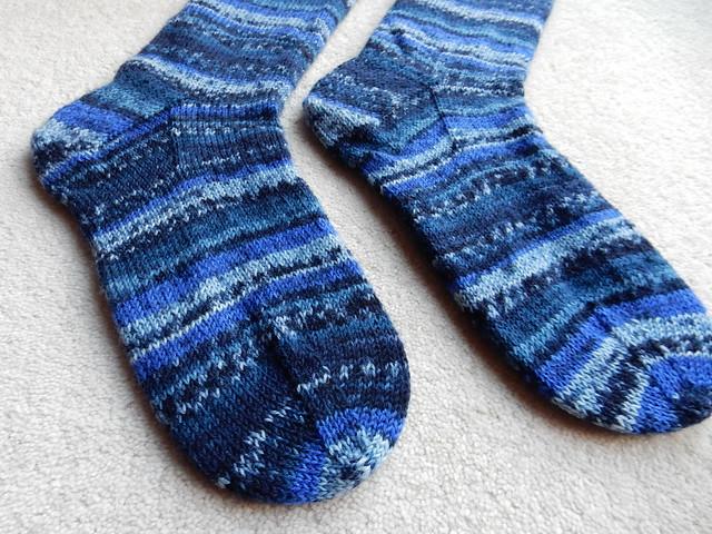 Mr JK's Stollberg socks (1)