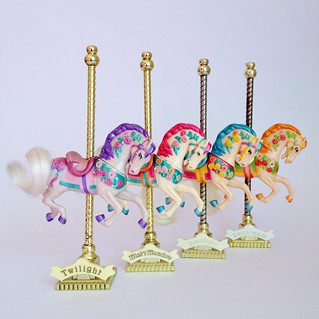 Matchbox Carousel Collection | by The Barbie Room