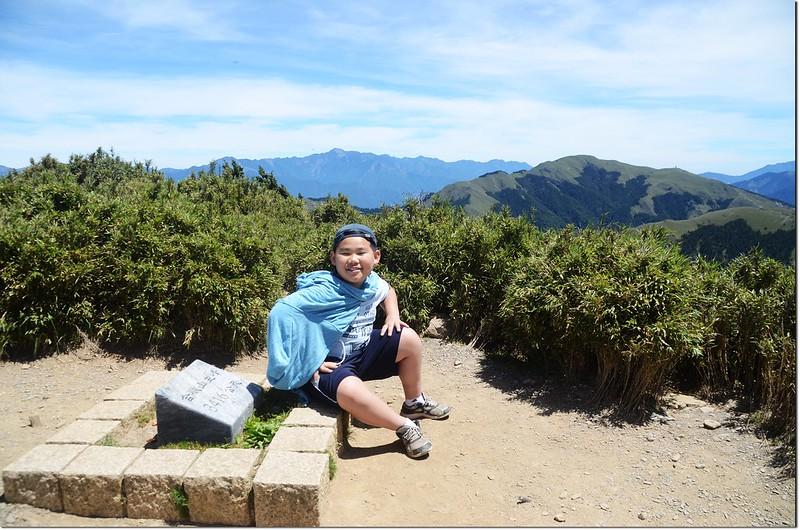 """My second """"Top 100 Mountains in Taiwan""""~Hehuan Mountain--Jacob Lei"""