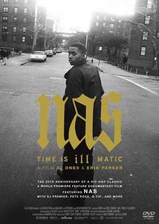 DVD『Nas/タイム・イズ・イルマティック』