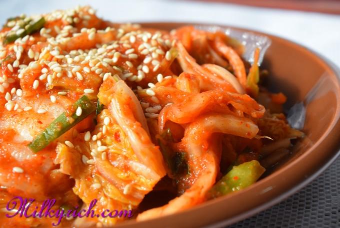 15 - kimchi cải thảo