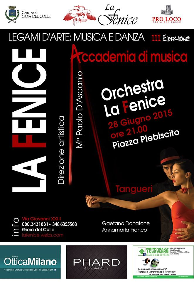 orchestra la fenice