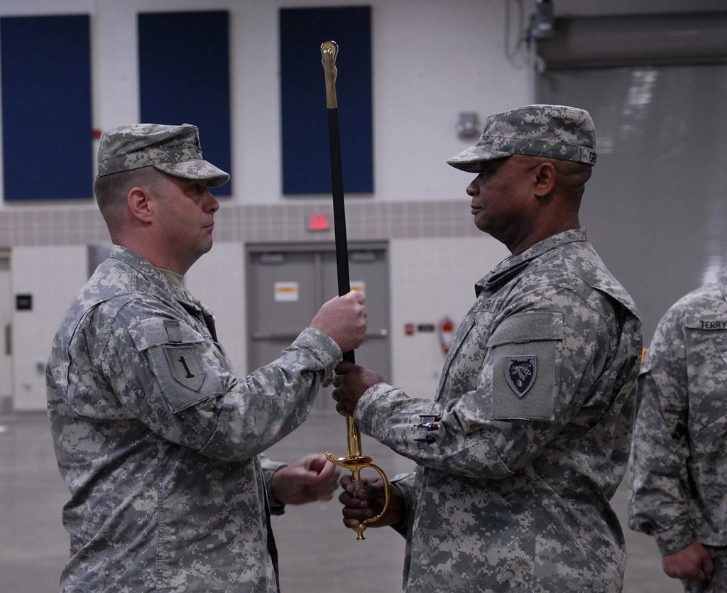 150711-Z-WI231-050 | CHARLOTTE, N C — Sgt  Maj  Sidney Baker