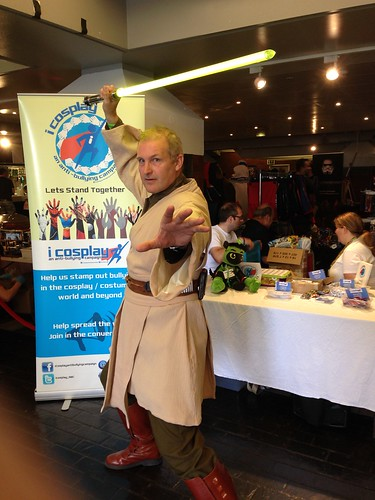 Preston Comic-Con 2015 - Star Wars Jedi