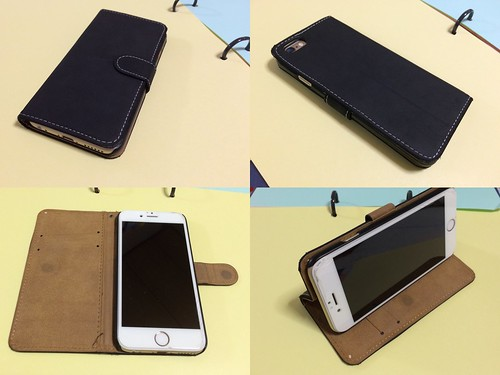 iPhone6 の手帳型ケース