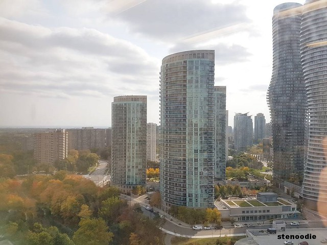 Mississauga City views