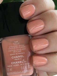 Chanel Tulle | by purple yellow