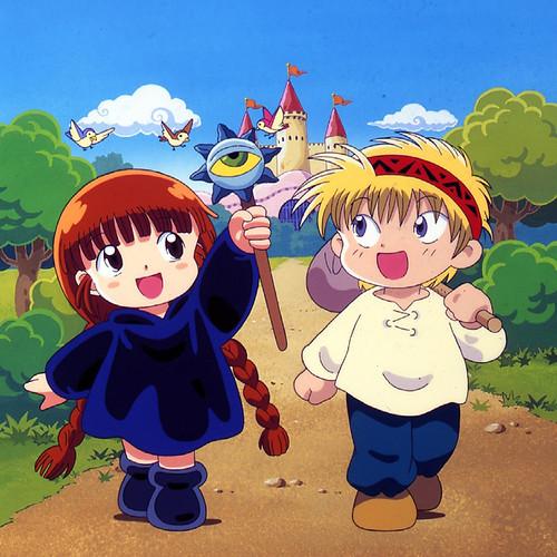 170121(2) – 25週年紀念動畫版《魔法陣グルグル》(魔法陣咕嚕咕嚕)發表新生代「尼克&柯柯麗」聲優!