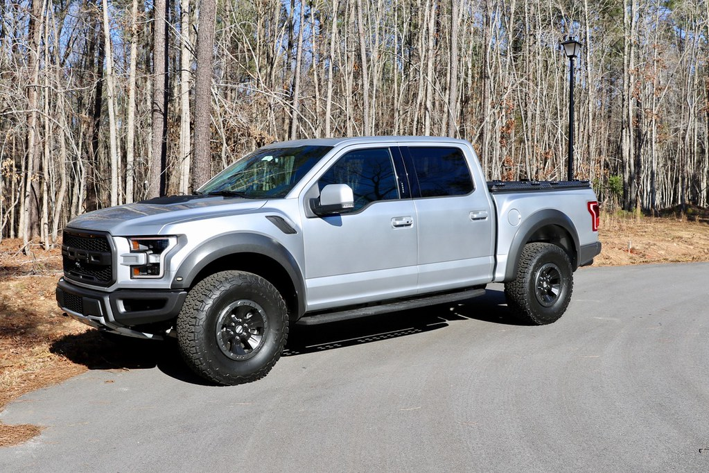 A Heavy Duty Truck Bed Cover On A Ford F150 Raptor | Flickr