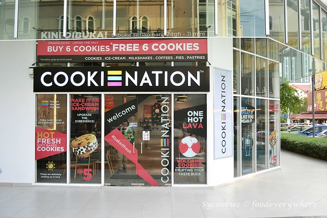 Cookie Nation @ Kota Damansara  Review on blog at : http://wp.me/p1tyh7-1UB