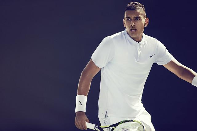 Nick Kyrgios Wimbledon outfit