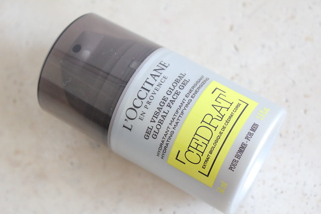 L'Occitane en Provence Cedrat Global Face Gel review