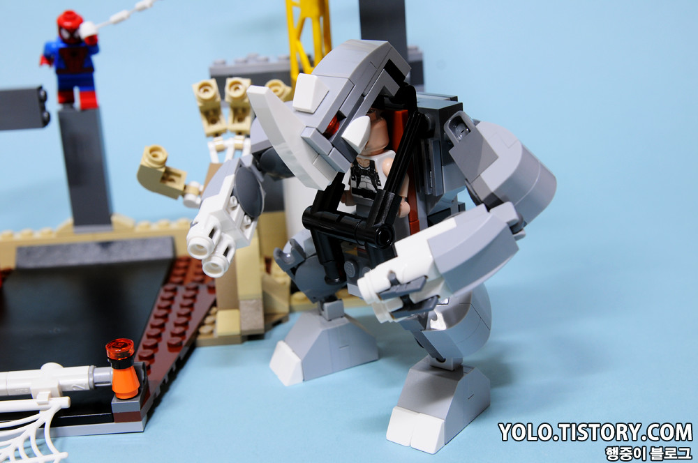 LEGO 76037 : Rhino and Sandman Super Villain Team-up | Flickr