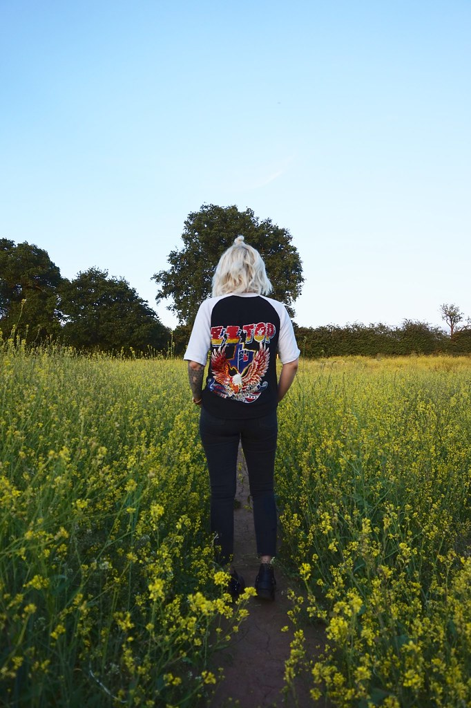 rape seed field,zztop,tattoos,sleeve