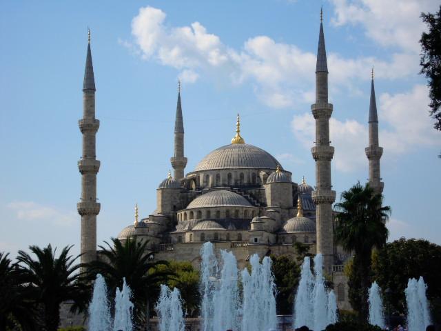 蘇丹阿赫邁特清真寺