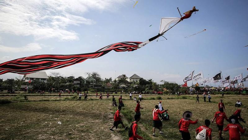 Bali Kites Festival 2016
