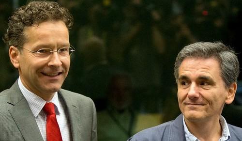 Grecia hará pedido formal de ayuda financiera el miércoles