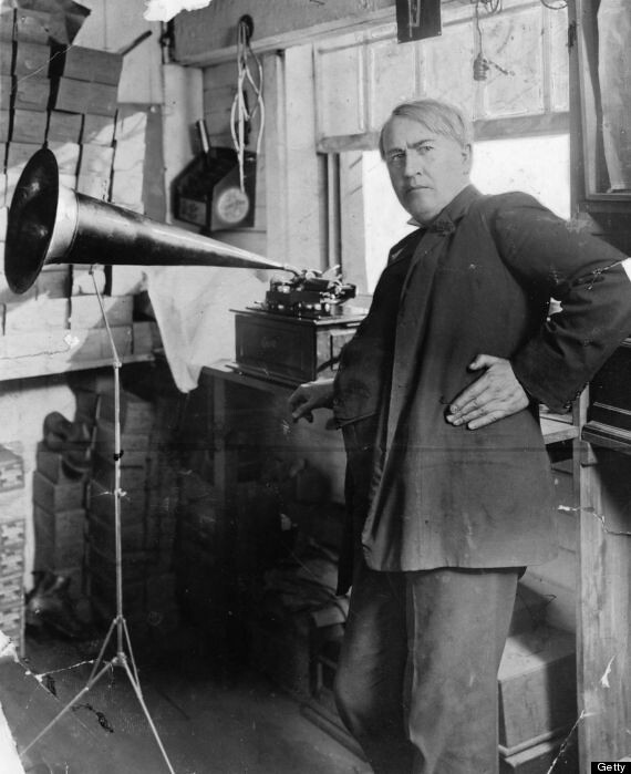 thomas edisons inventions When a chemical-fueled inferno destroyed most of edison's plant in 1918, he responded in a way that showed total control over his emotions.