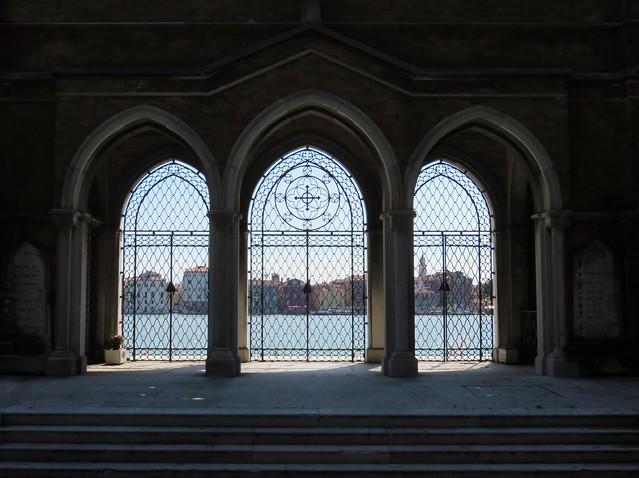 Cimitero di San Michele, Venezia