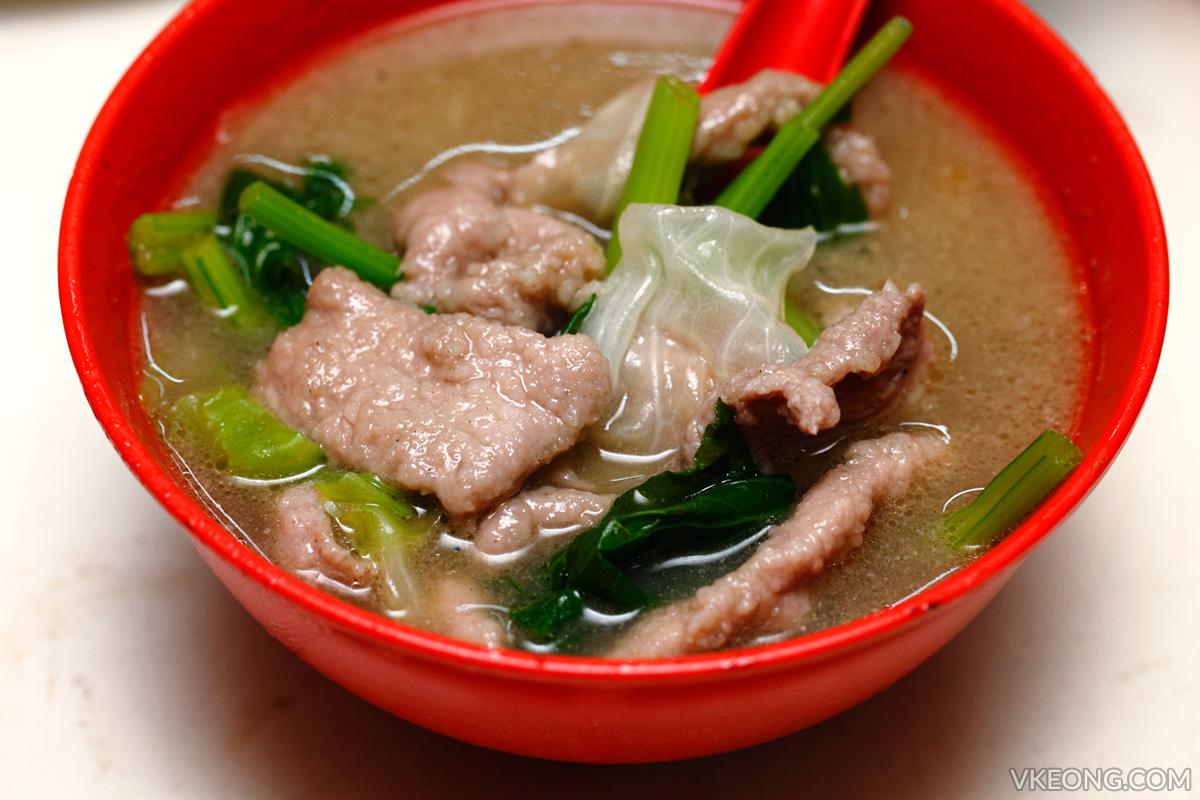 Lian Bee Pork Meat Soup Petaling Street