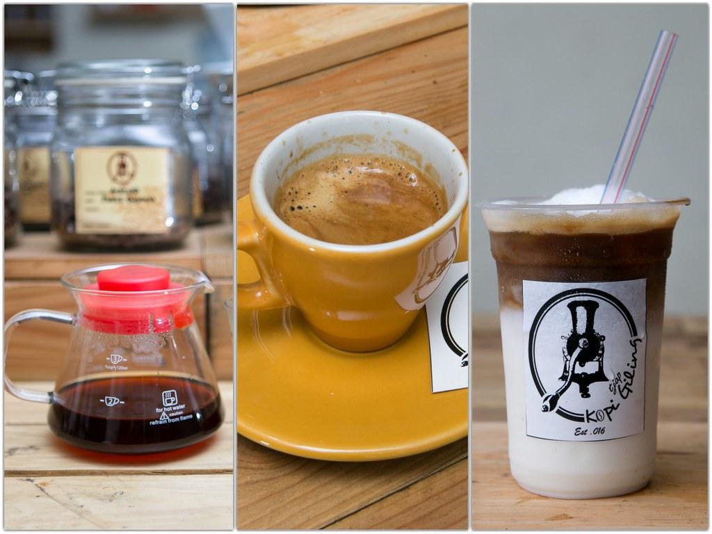 Single origin, Espresso, and Frappuccino