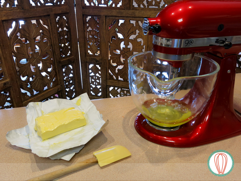 Tutorial: Perfect Italian Meringue Buttercream (Part 2 of 3)