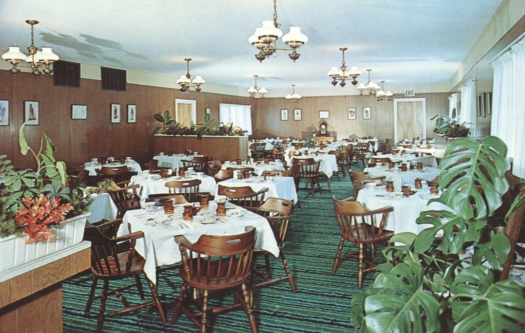 Laurel Court Motel & The Pen 'n Sword Restaurant - East Stroudsberg, Pennsylvania
