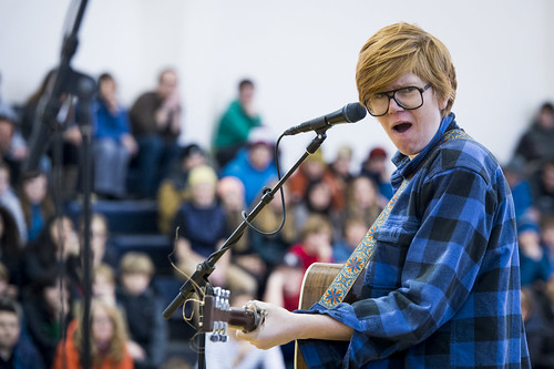 2017 Brett Dennen Artist Residency at Community School